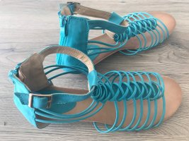 Roman Sandals turquoise-light blue