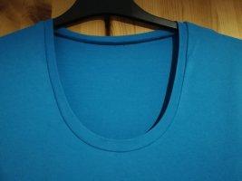 Bader T-shirt azzurro-turchese