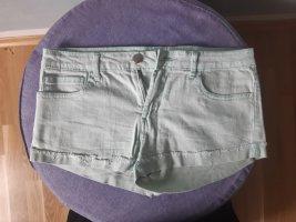 Türkise Hotpants