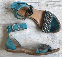 Air Step Roman Sandals cadet blue