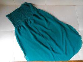 Türkises Sommerkleid