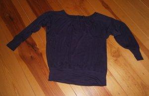 Zero Shirt Tunic brown violet viscose