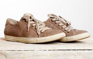 Paul Green Lace Shoes beige