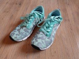 Turnschuhe Sneaker mintgrün grau Chiemsee