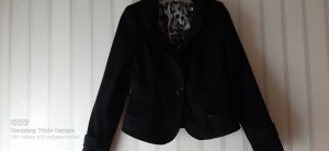 telly Weijl Tweed Blazer black