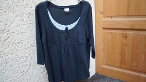 #Two-in-One-Shirt, Gr. 44/46, #dunkelblau, #Your life your fashion