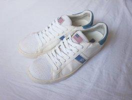 U.S. Polo Assn. Sneaker weiß