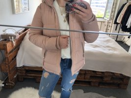 Übergangsjacke rosa Zara