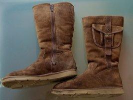 UGG Australia Lammfell Boots Stiefel Stiefeletten 41 - Sondermodell