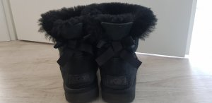 "Ugg Boots"" Mini Bailey Bow 2"