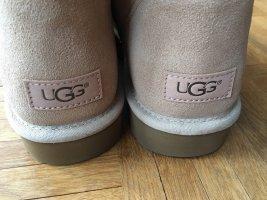 UGG Australia Buty śniegowe jasnobeżowy