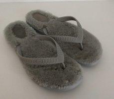 UGG Flip-Flop Sandals light grey