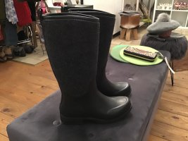 UGG Wellies taupe-anthracite mixture fibre
