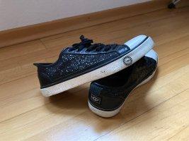 UGG Sneaker 40 schwarz; Pallietten