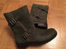 UGG * Stiefeletten * Boots * Gr. 41 * grün * Neu