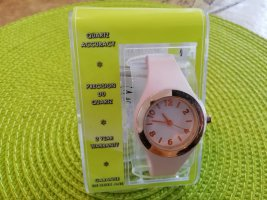 Accutime Digital Watch rose-gold-coloured
