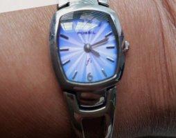 Uhr von Fossil F2  Model ES 9748