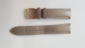 Cluse Watch With Leather Strap rose-gold-coloured-light grey