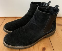 Desert Boots black leather