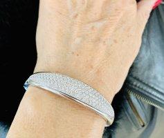 Pierre Lang Bracelet de bras argenté-blanc