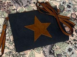 Canvas Bag brown-slate-gray