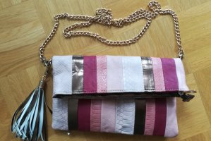 Bijou Brigitte Clutch raspberry-red-pink