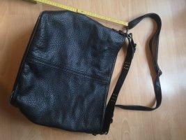 Umhängetasche Henkeltasche Shoppingbag schwarz