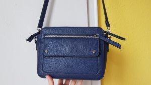 s.Oliver Crossbody bag blue-dark blue