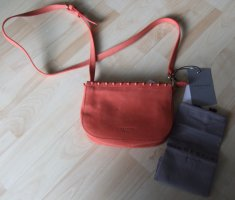 Liebeskind Crossbody bag dark orange