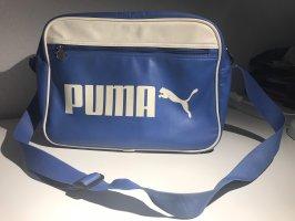 Puma Sac bandoulière bleu