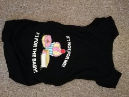 Umstands T-Shirt Ist's not for me it's for the baby
