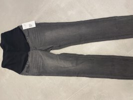H&M Jeggings gris Algodón