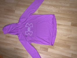 Under armour Sweater met korte mouwen lila