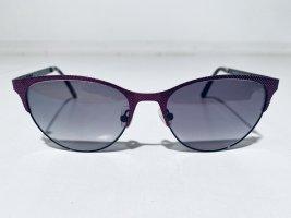 Kenzo Aviator Glasses multicolored metal