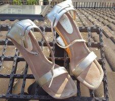 Platform Sandals multicolored