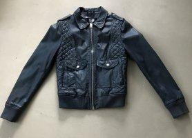Unikat: Leder Bomber Jacket v. Schott NYC
