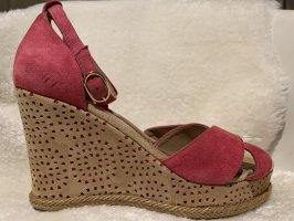 Unisa Keilabsatz Sandalen