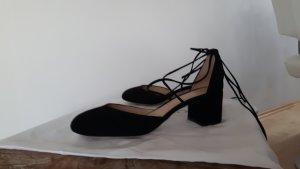 Unisa Schnürpumps Kinack aus schwarzem , Größe 38