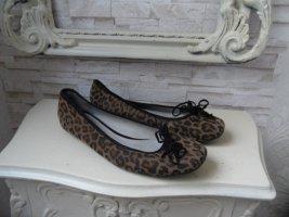 Unisa Schuhe Gr, 40 Wild Leder Schwarz/ Braun