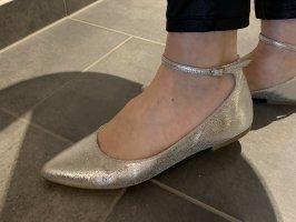 Unisa Ballerina con cinturino argento