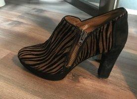 Unisa Zebra-Print-Heels