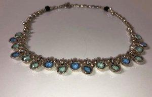 Uno Collar azul claro-azul