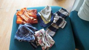 diverse Écharpe d'été multicolore