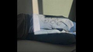 Zara Baggy jeans veelkleurig