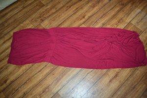 Urban Classics Bandeau Kleid in burgunder 40/42