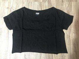 Urban Classics T-shirt nero Cotone