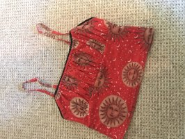 Urban Outfitters Camisoles red