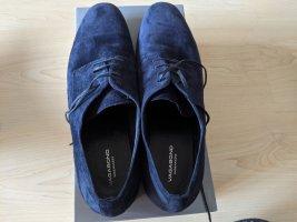 Vagabond Wingtip Shoes blue