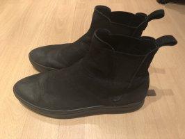 Vagabond Chelsea laarzen zwart