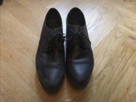 Vagabond Sznurowane buty czarny